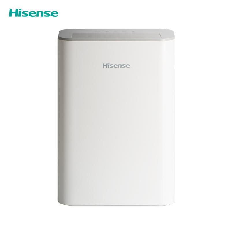 J-海信/Hisense 空气净化器家用小型静音净化除甲醛除二手烟除过敏源 KJ220F-D01
